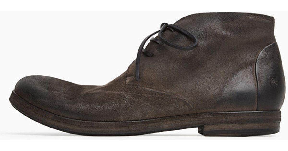 St.Jean, Desert Boots Femme, Marron (T.Moro), 37 EUManas