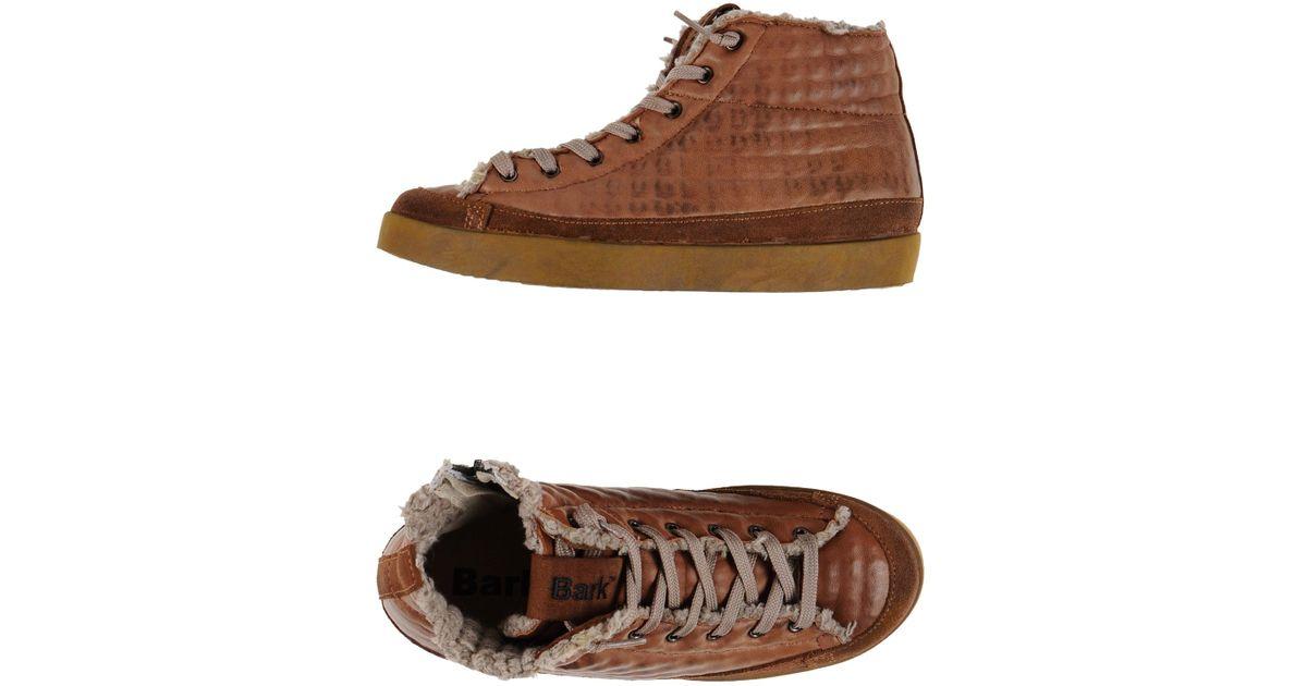 FOOTWEAR - High-tops & sneakers Bark Order Cheap Online NmzzhNlfp