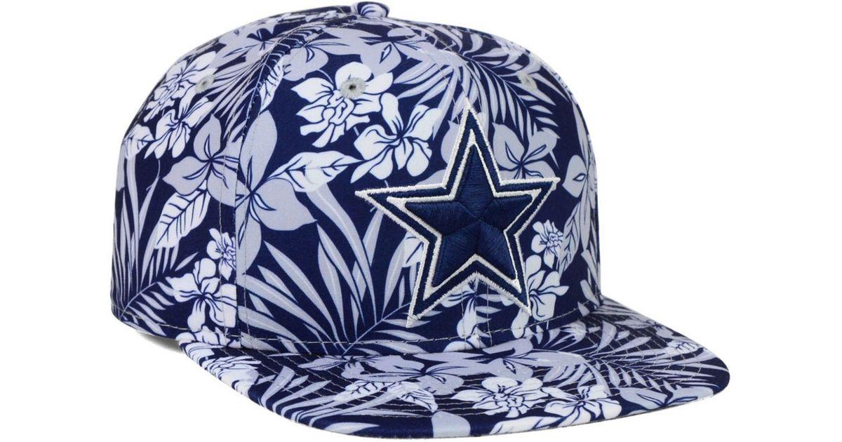 6bf27522b KTZ Gray Dallas Cowboys Wowie Snapback Cap for men