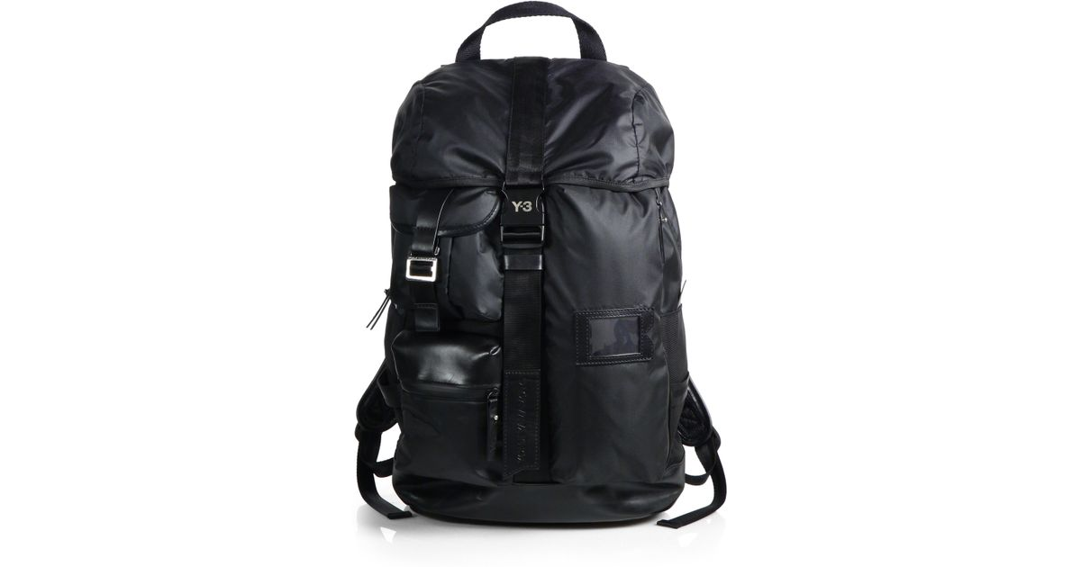 Lyst - Y-3 Mobility Backpack in Black for Men cadd5a6b068ca