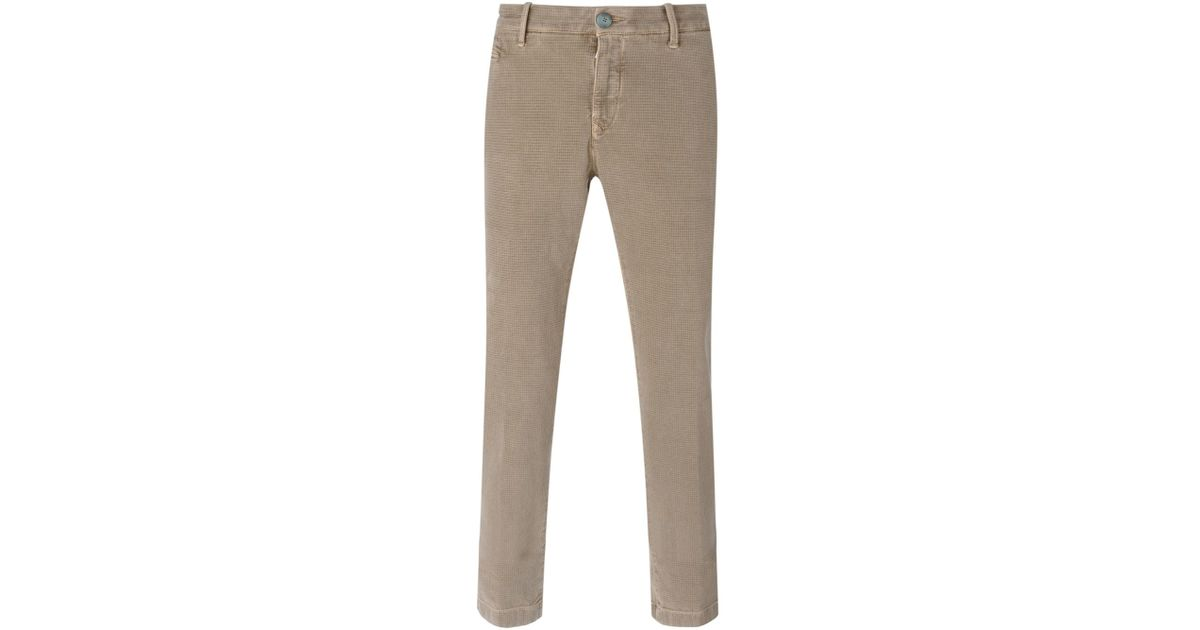 Discount Fast Delivery Low Shipping Fee slim-fit jeans - Brown Jacob Cohen Discount Cheapest Cheap Sale Clearance z46XM7
