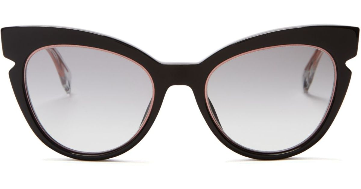 Valentino Cat Eye Sunglasses