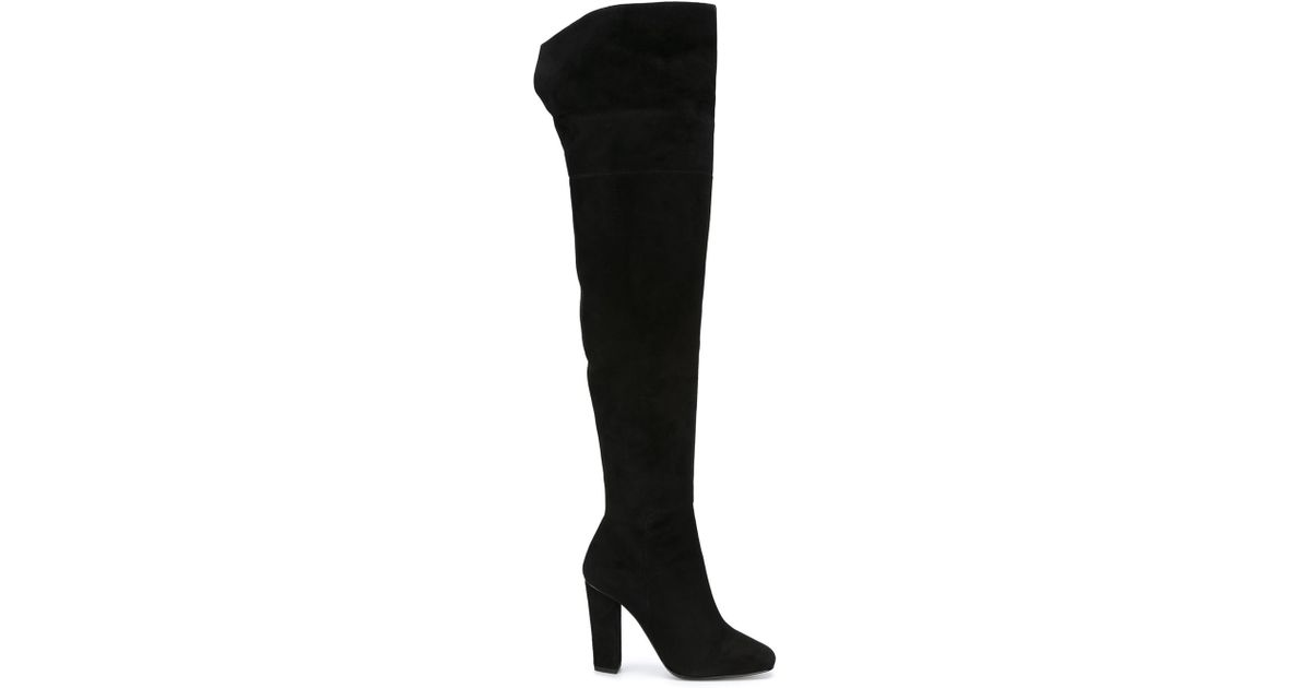 e3cce979aab61 Lyst - Giuseppe Zanotti Over-the-knee Length Boots in Black