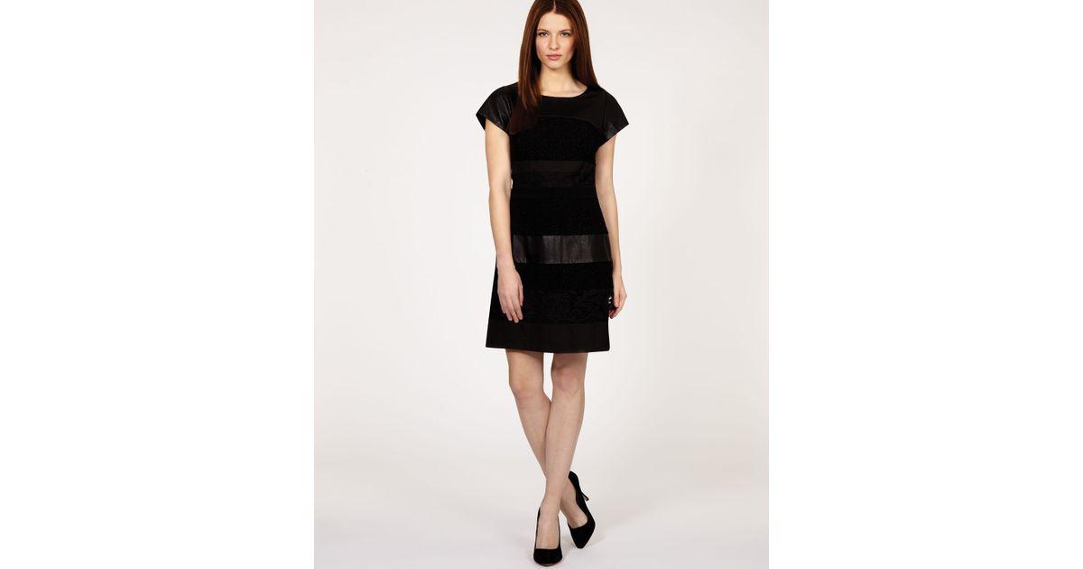 Lyst Coast Dress Loradi In Black