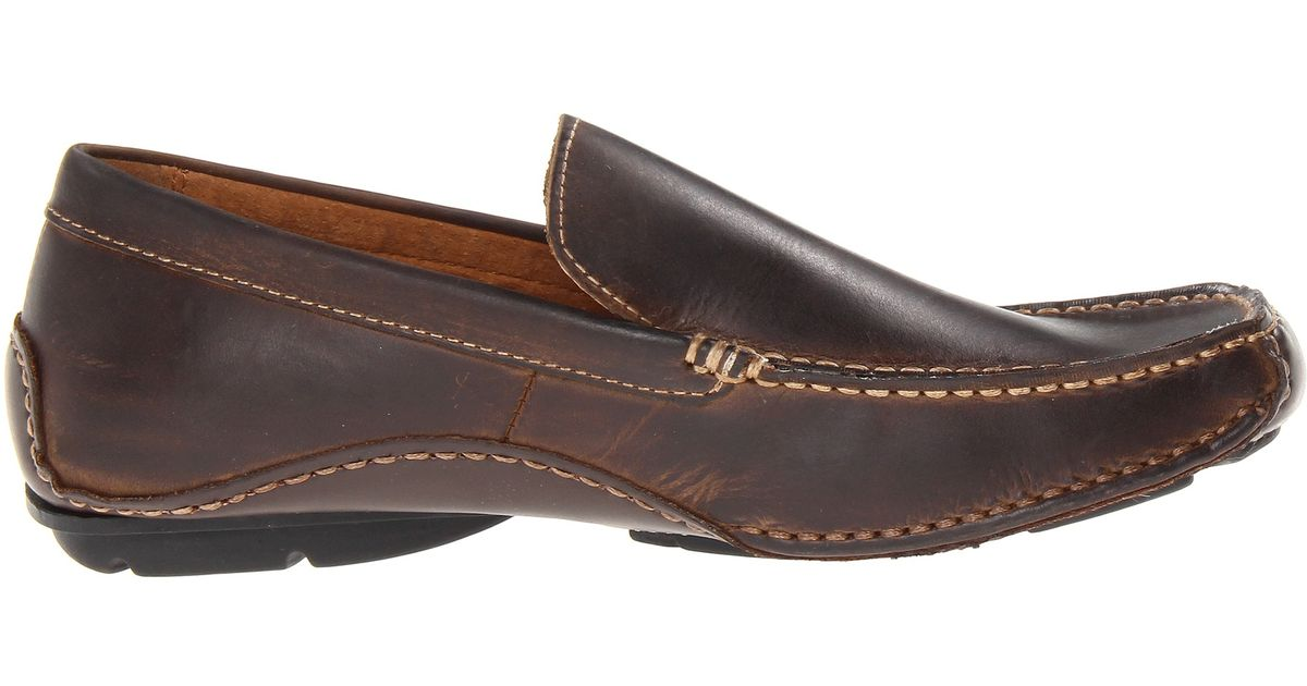 amplificación Finito documental  Steve Madden Leather Novo in Dark Brown (Brown) for Men - Lyst