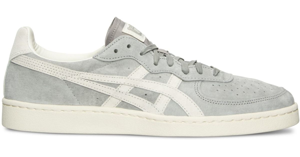 online store b39d6 53d57 Asics Gray Men's Onitsuka Tiger Gsm Casual Sneakers From Finish Line for men
