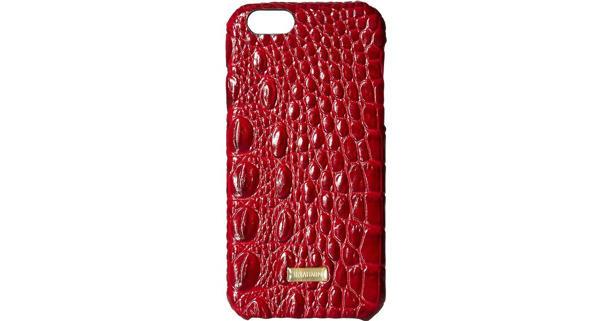 finest selection 4aa87 47b46 Brahmin Red Iphone 6 Case