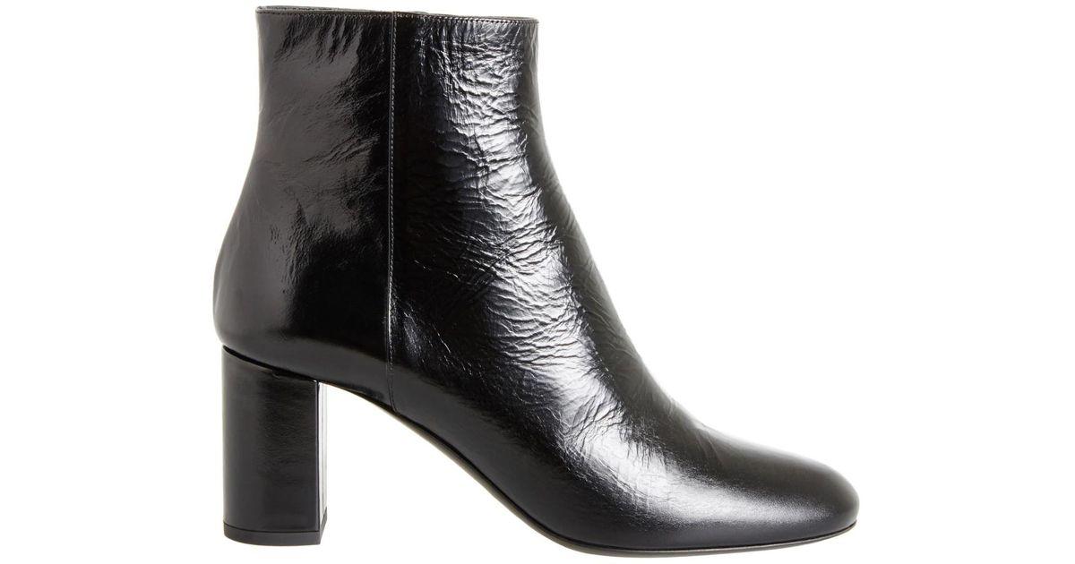 563906a0e3c Lyst - Saint Laurent SAINT LAURENT PARIS Ankle boots in Black