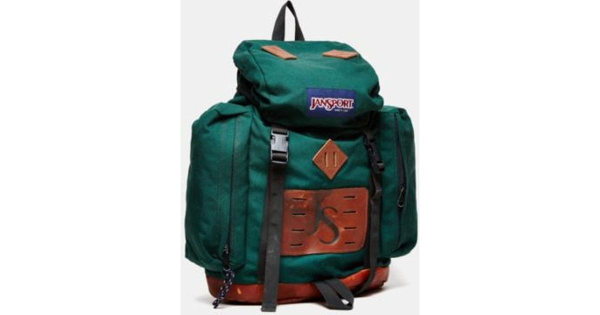 ce338673eb Lyst - Urban Outfitters Vintage Jansport Backpack in Green