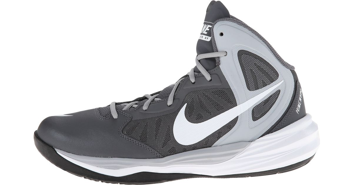 check out 4c970 7c37f Nike - Gray Prime Hype Df for Men - Lyst