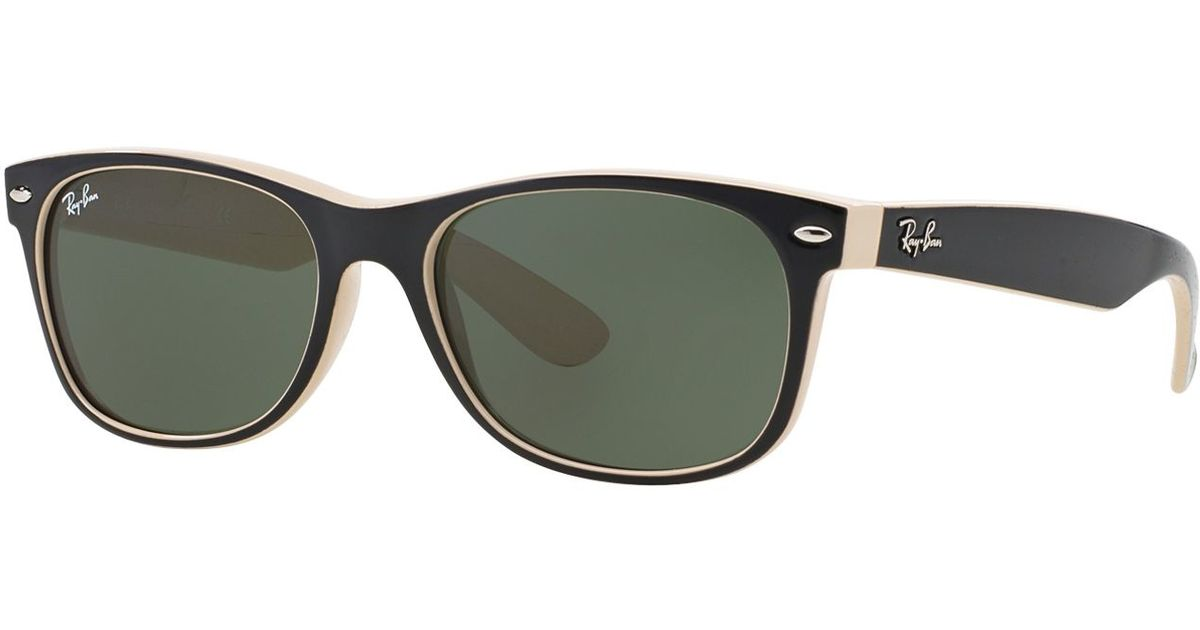 Ray-ban Sunglasses in Black for Men (Beige) | Lyst