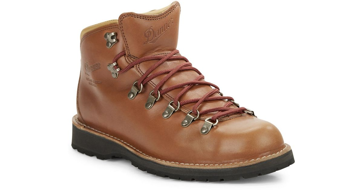 a41a999f039 Danner Brown Mountain Pass Hiking Boots for men