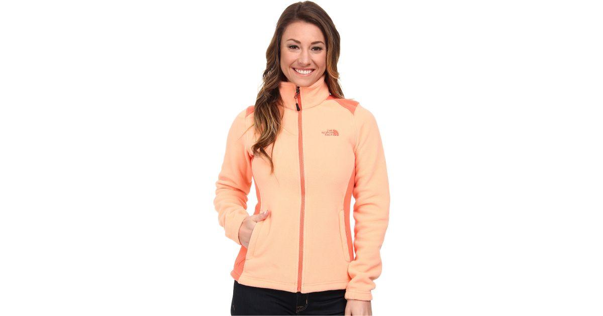 ef75d1f8c The North Face Orange Khumbu 2 Jacket