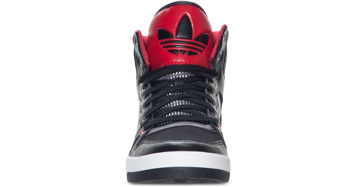 Lyst Adidas Gli Scarpe Originali Corte Pro Casual Scarpe Gli Da Finire d3528f