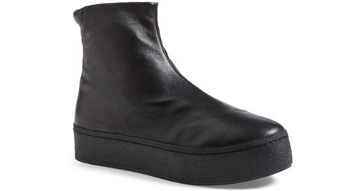 1996138d56e Lyst - Opening Ceremony High Top Platform Sneaker in Black