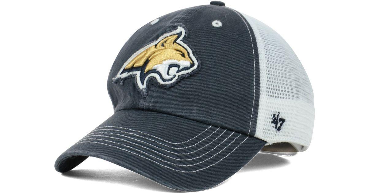 47 Brand Montana State Bobcats Blue Mountain Franchise Cap for men