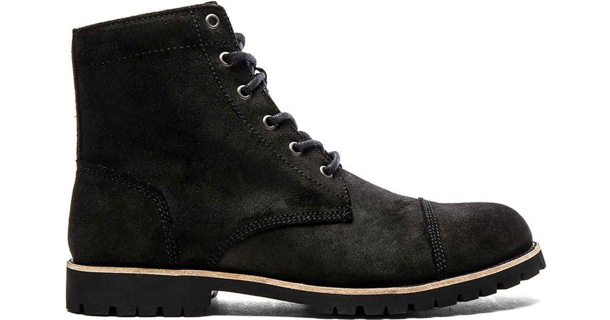 8406c425f72 Wolverine Black Since 1883 Wilbur Boot for men