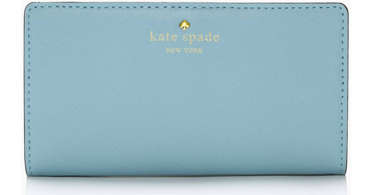 242e5bb7d2221 Kate Spade New York Cedar Street Stacy in Blue - Lyst