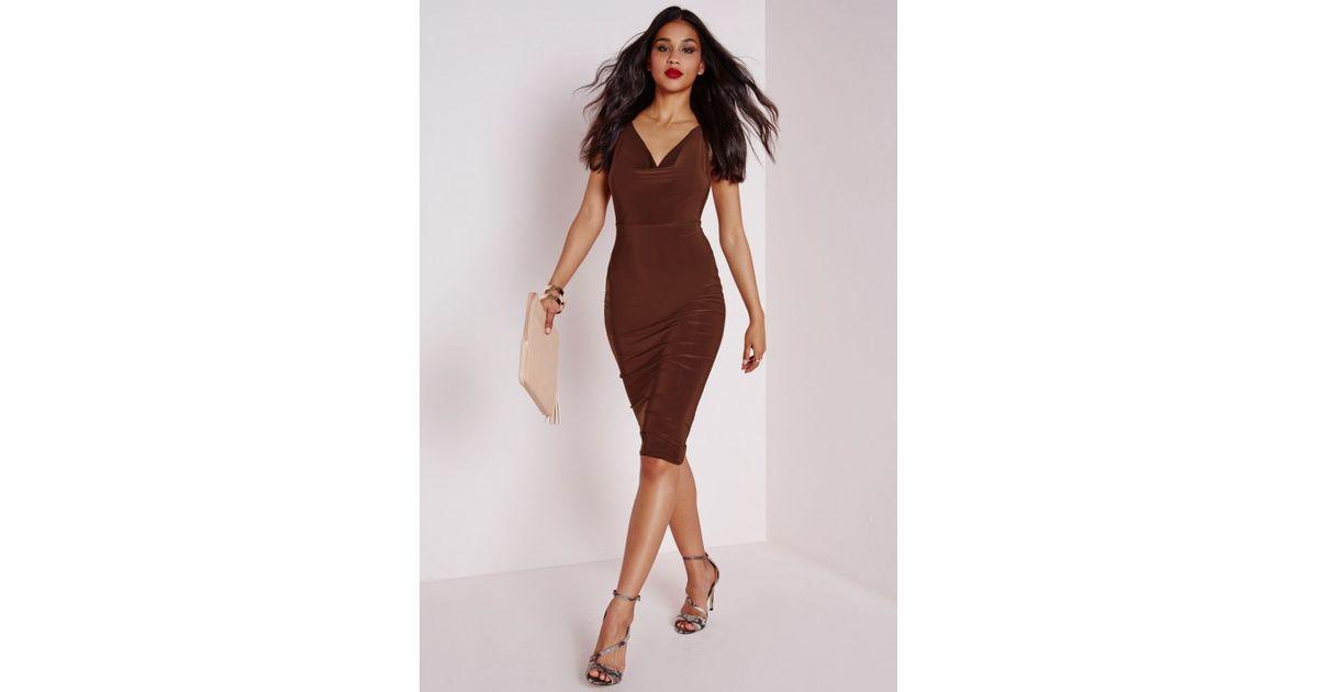 Erfreut Chocolate Brown Cocktail Dress Galerie - Brautkleider Ideen ...
