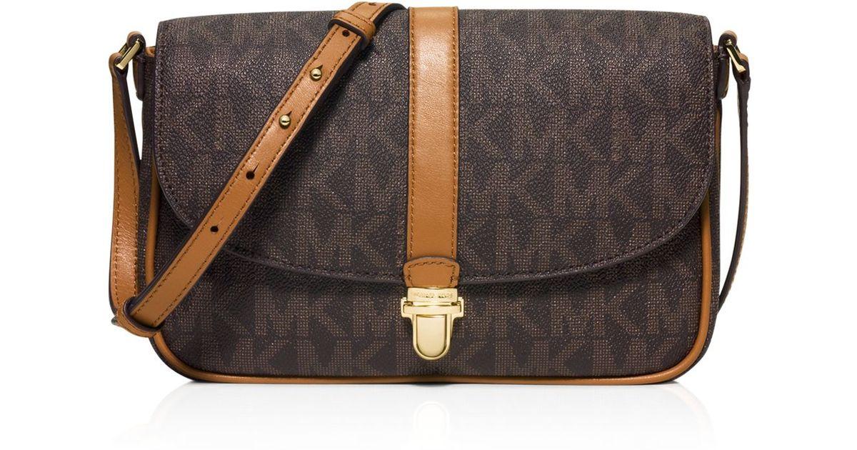 Michael kors purses brown crossbody