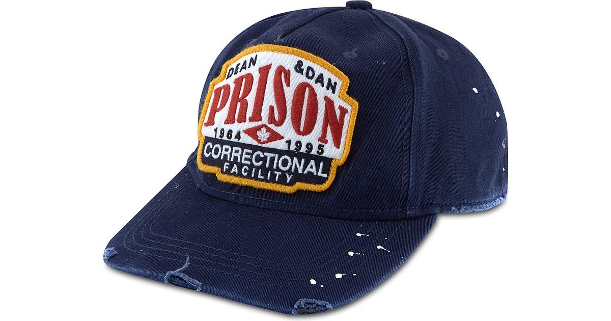 dsquared cap prison