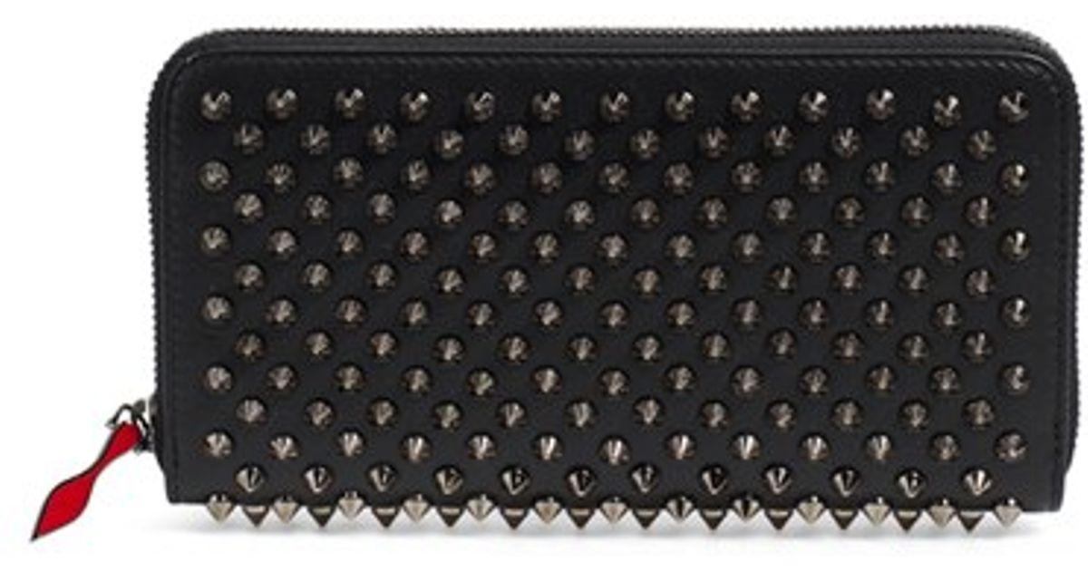 Christian Louboutin Leather 'panettone