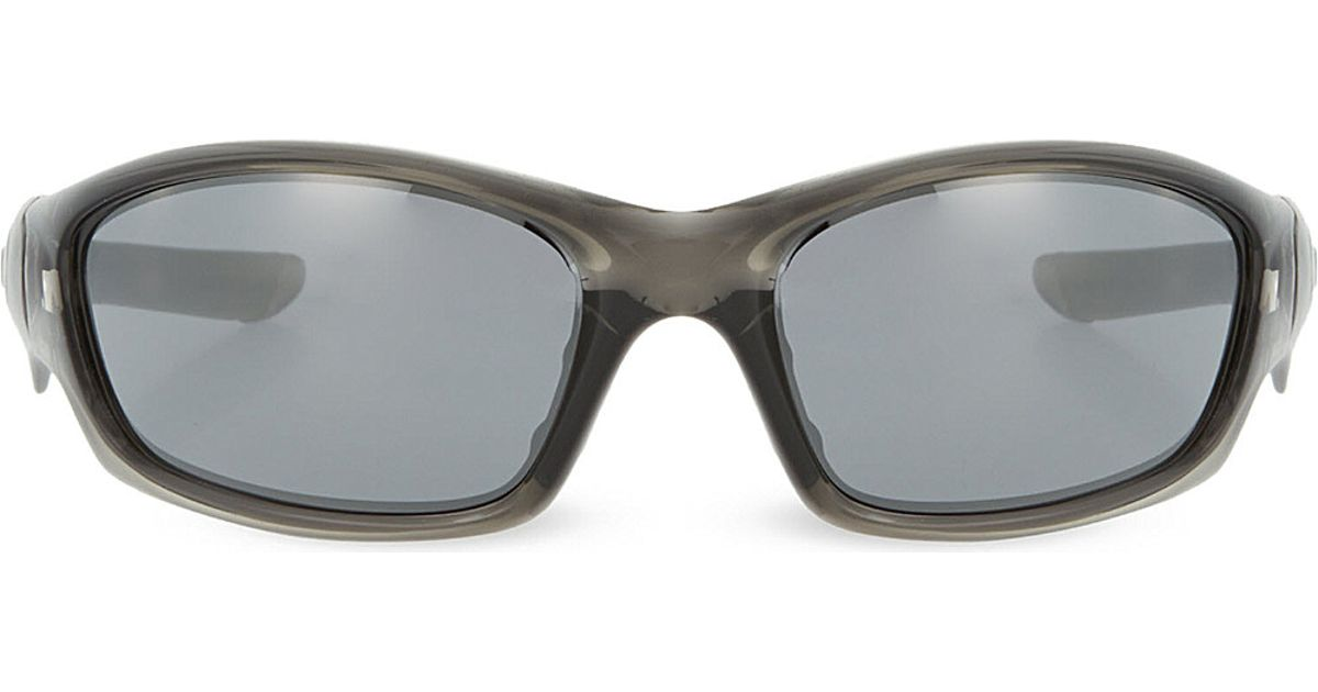 42d1e0da31 Oakley Straight Jacket Smoke Sunglasses - For Men in Gray for Men - Lyst