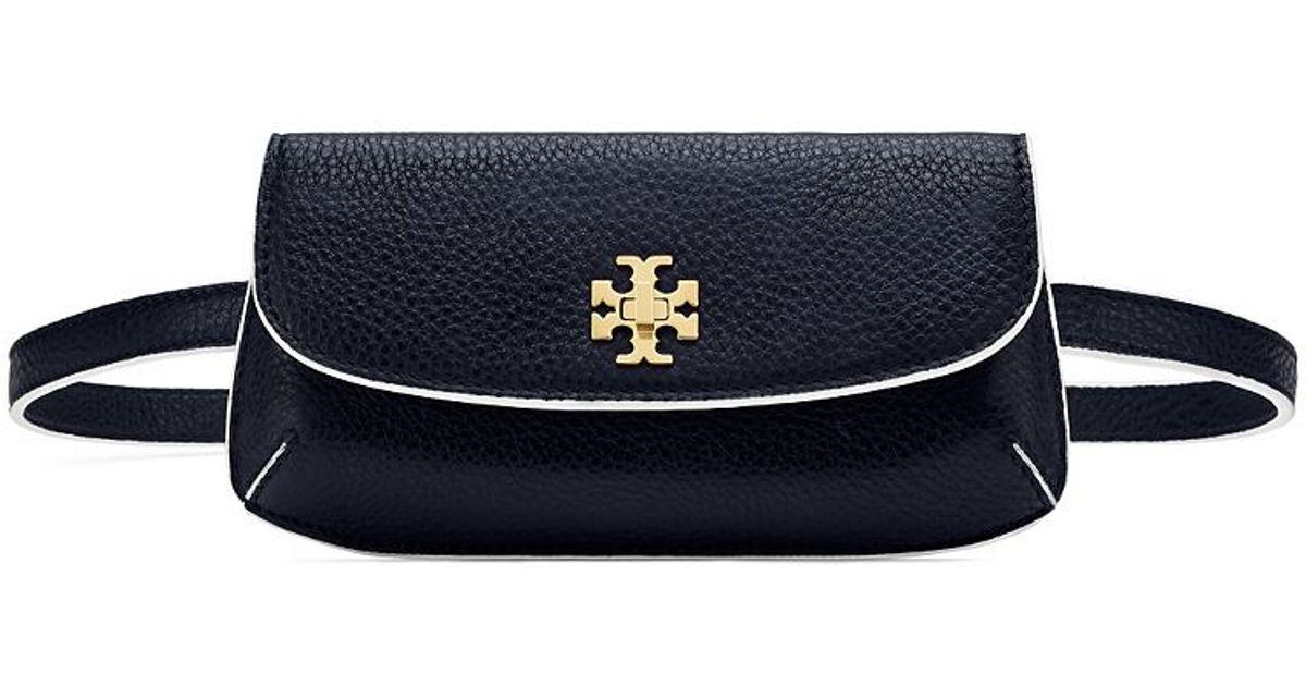 89e8ba419d9a Lyst - Tory Burch Diana Belt Bag in Black