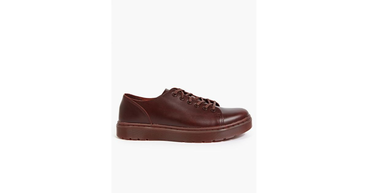 Dr Martens Mens Oxblood Dante Shoes