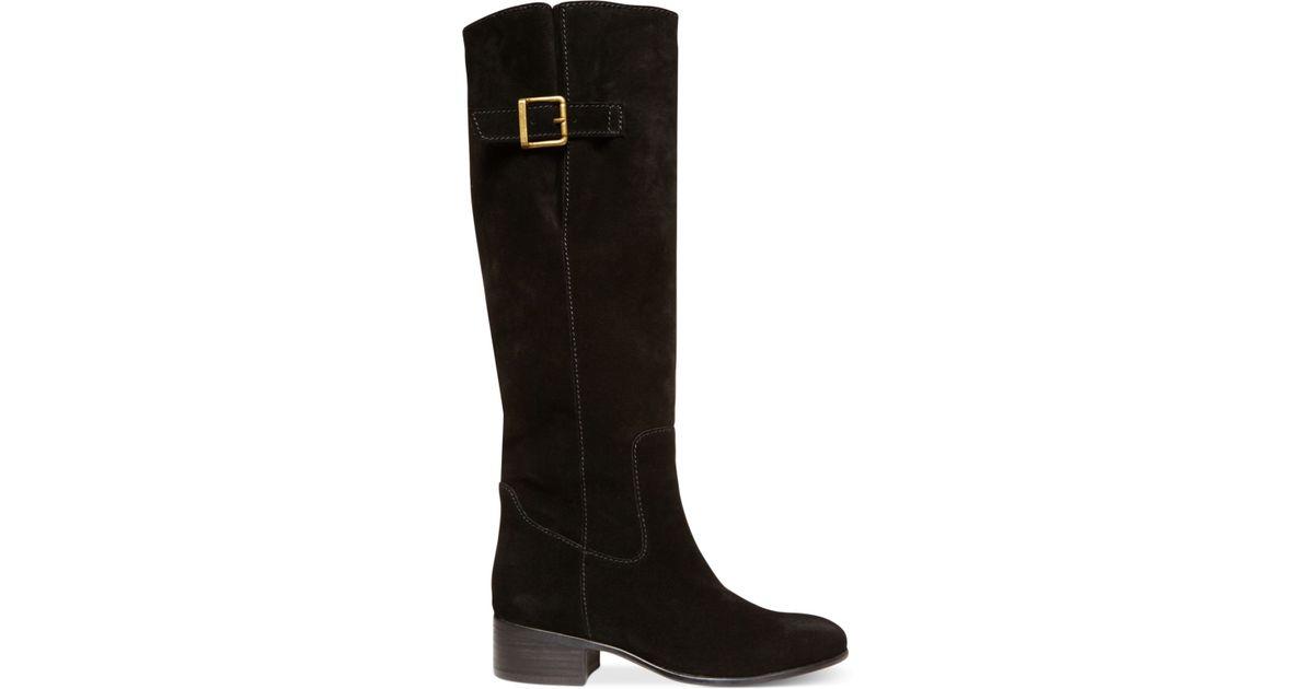 40ca3b7b3df Steve Madden Black Women'S Loren Boots