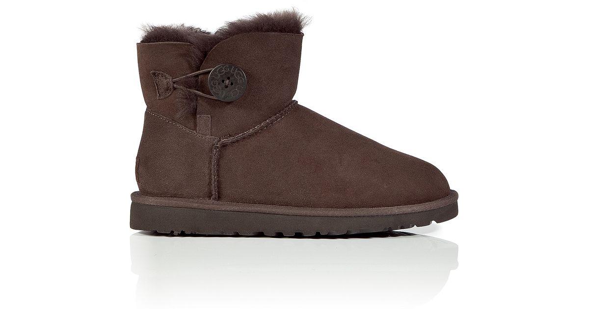 UGG Australia Bailey Suede Boots outlet nicekicks fT1Fr