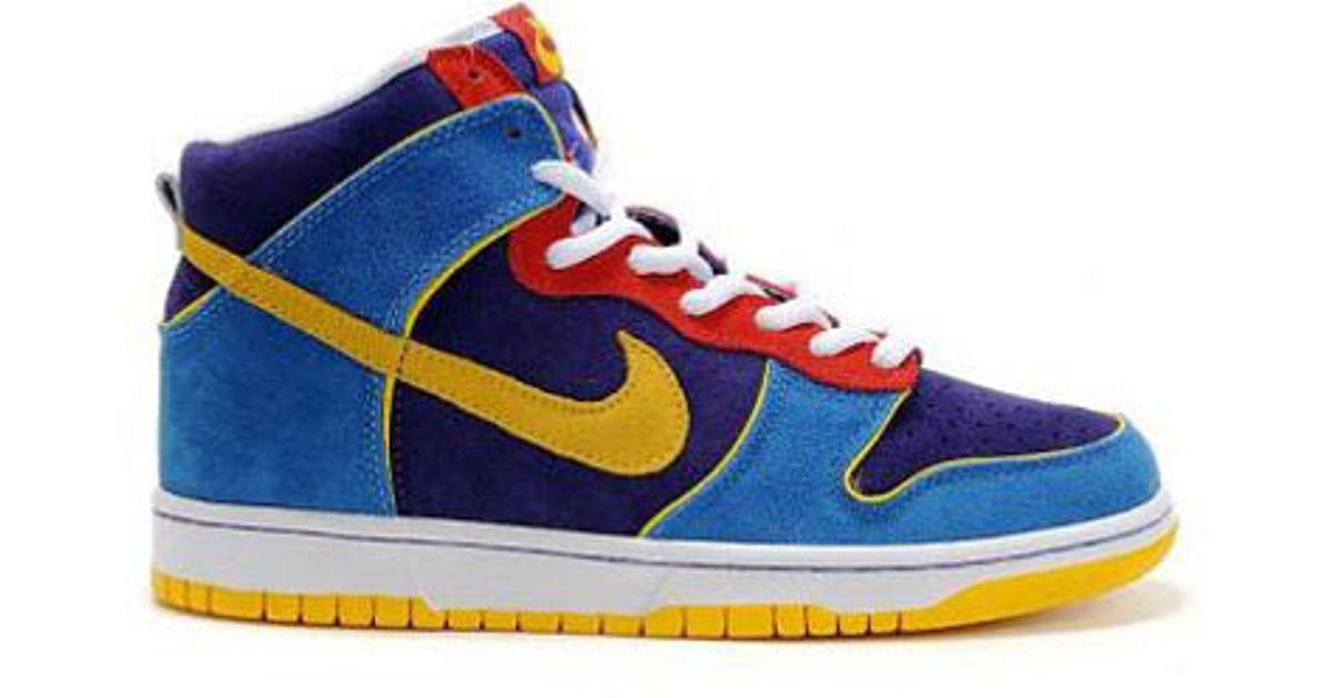 Nike Sb Dunk High Premium Sb \