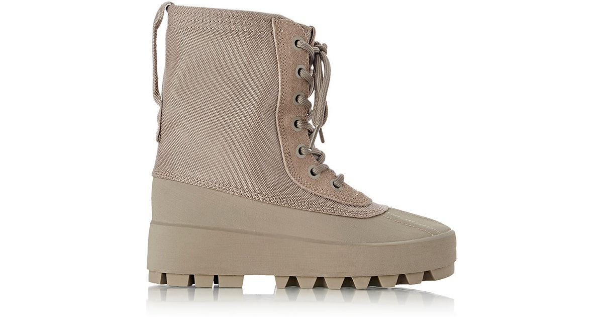 2be3dab641e84 Yeezy Yeezy 950 Boots in Natural - Lyst