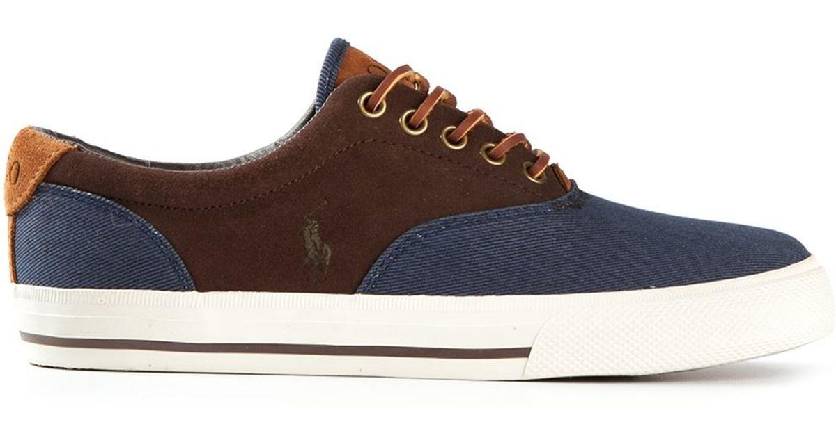 Polo Ralph Lauren 'Vaughn' Sneakers in