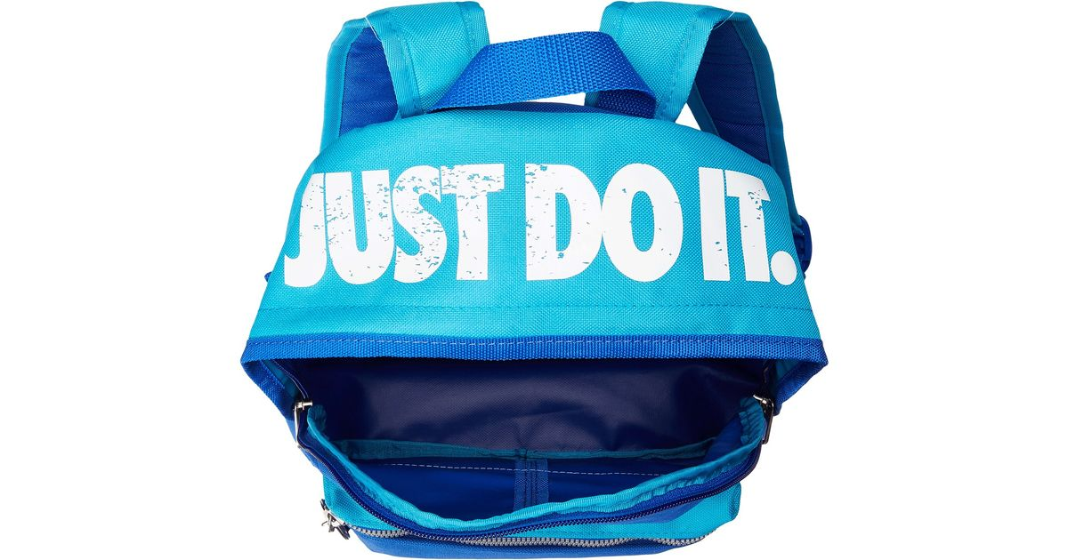 98a8f487f9 Lyst - Nike Young Athletes Classic Base Backpack in Blue