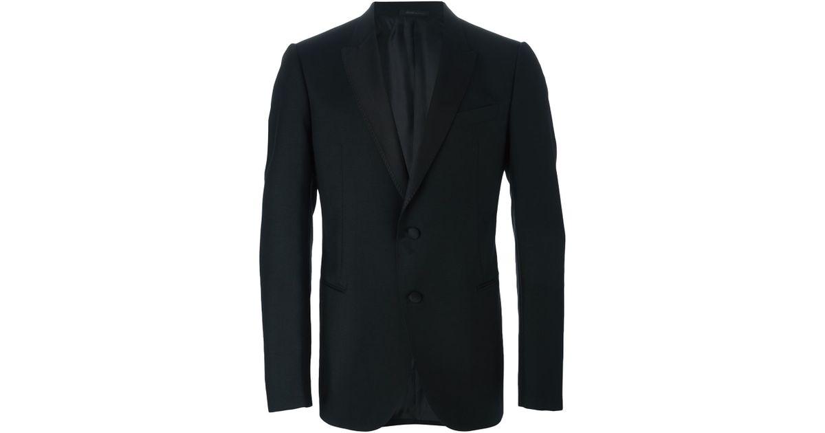 b466dc1de58b Lyst - Armani Two Piece Dinner Suit in Black for Men