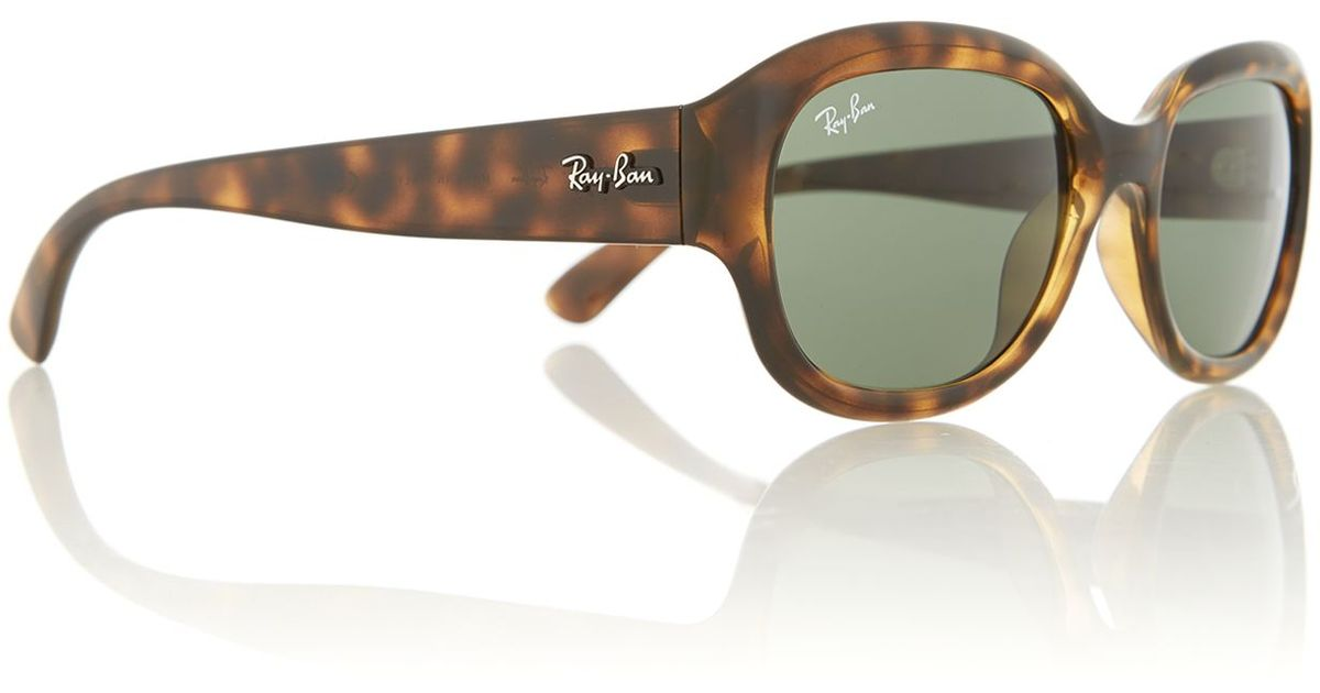 ray ban ladies sunglasses  Ray-ban Ladies Sunglasses in Brown