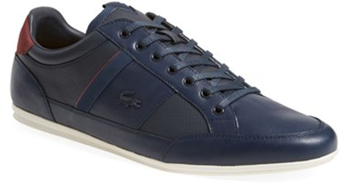 Lacoste 'Chaymon' Sneaker in Dark Blue