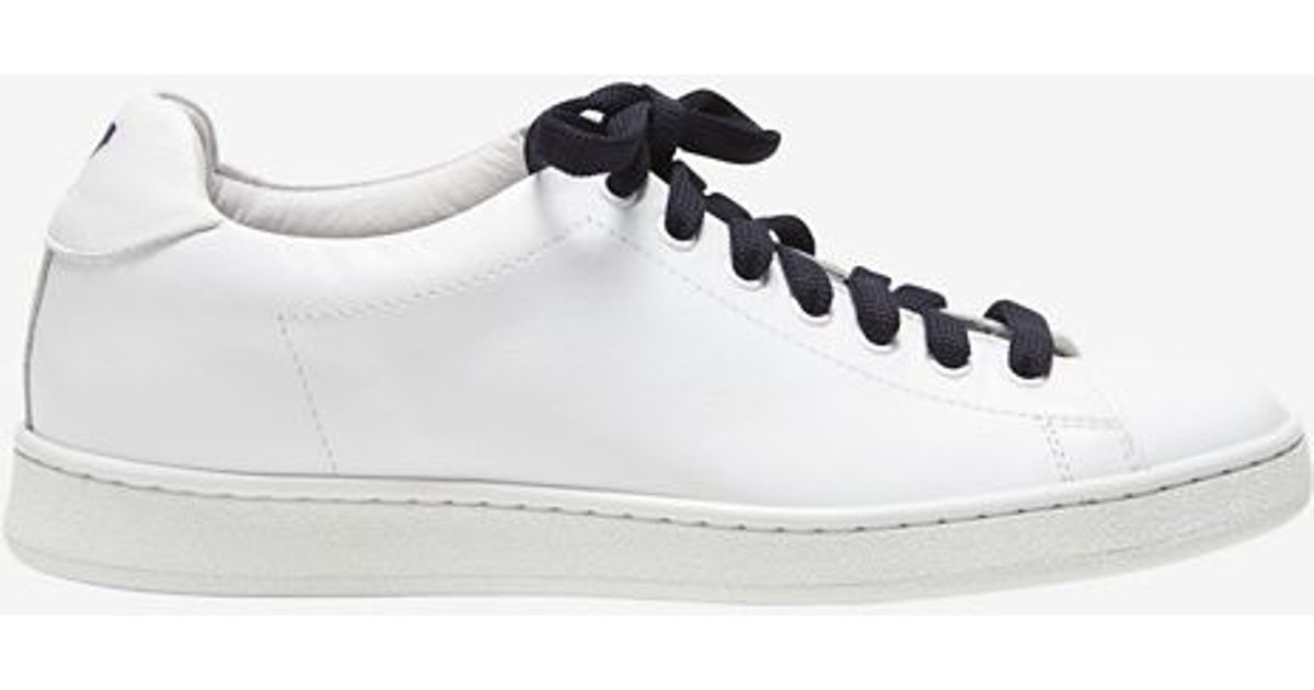 Joshua Sanders Leather Low-Top Sneakers buy sale online sale footaction fashion Style cheap price sale latest 2Y2yEpnsK