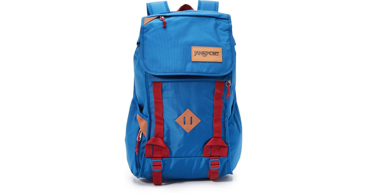 f5d57cda58 Lyst - Jansport Iron Sight Backpack in Blue for Men
