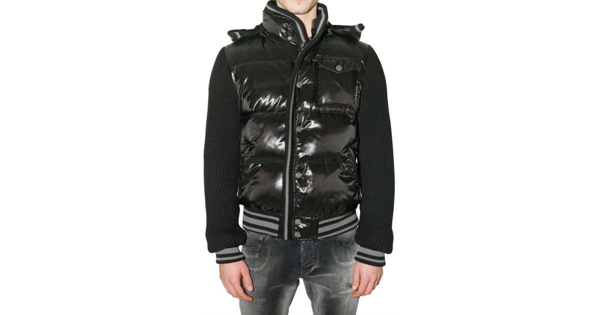 Vest Hooded Nylon Jacket Sport 32