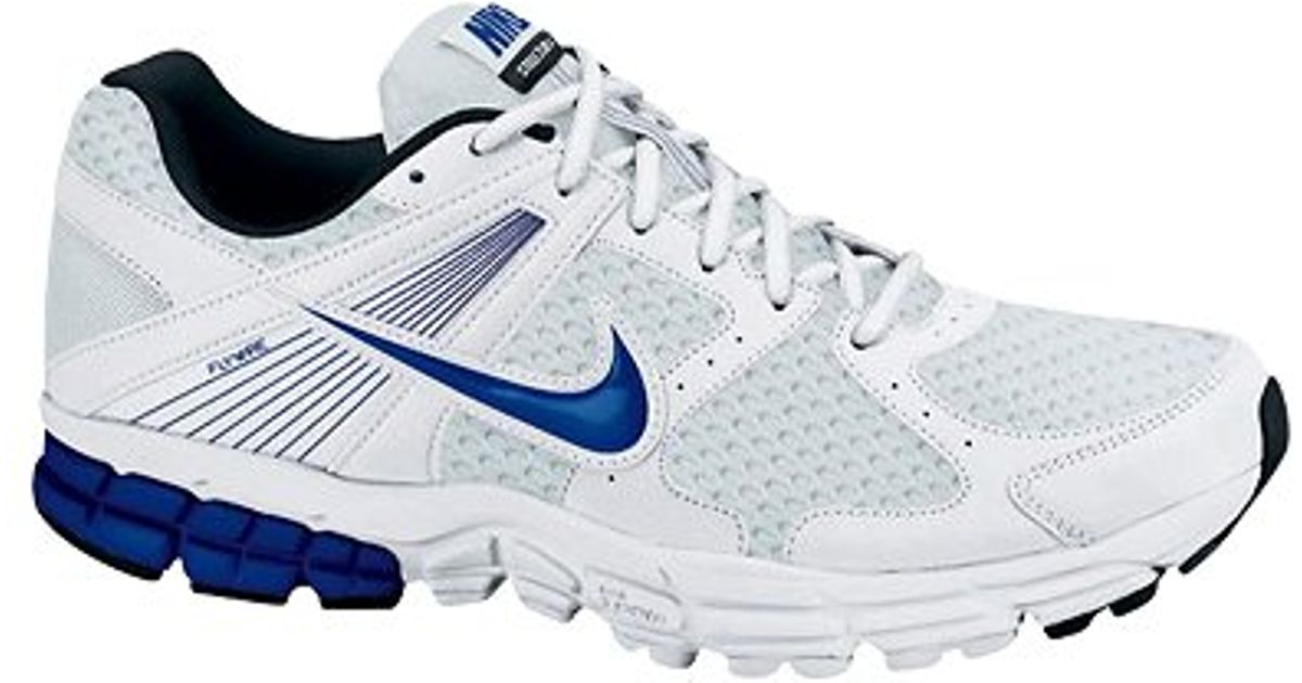 41f0a117f612 Nike Zoom Structure 14 Mens Running Shoes in White for Men - Lyst