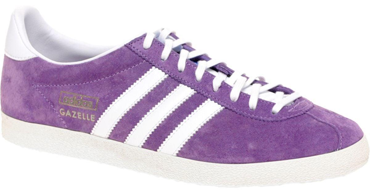 Adidas Originals Gazelle - Trainers - Blue