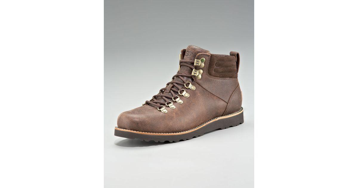9fb0b66dc48 UGG Brown Capulin Hiker Boot for men