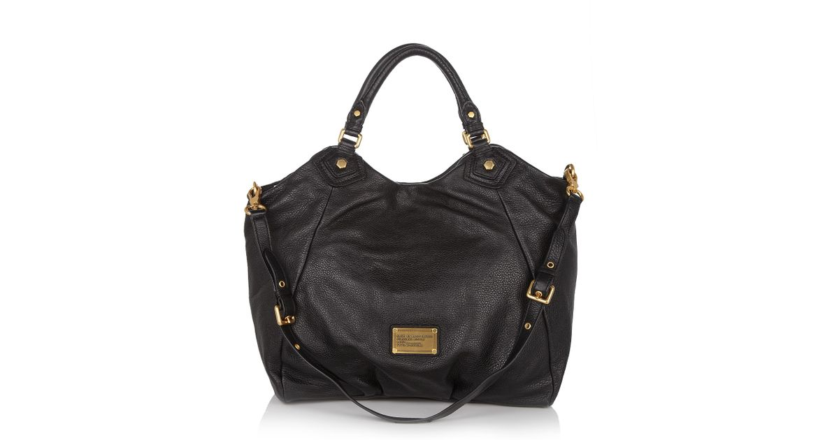 8040fe74384f Lyst - Marc By Marc Jacobs Classic Q Francesca Tote in Black