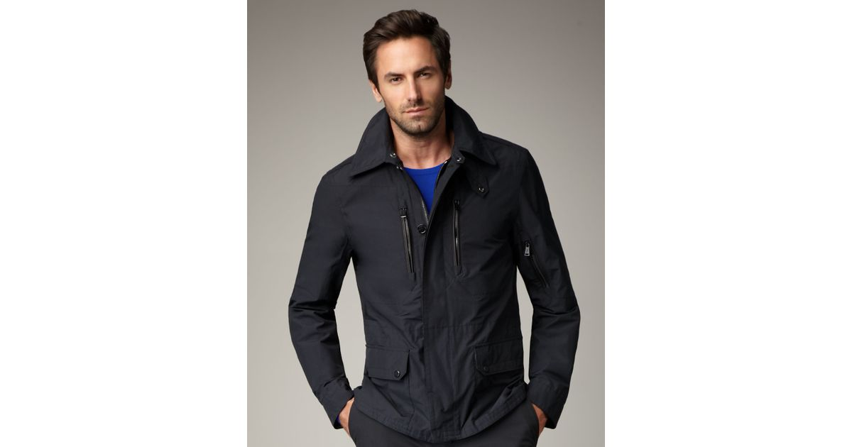 c1f2bb57e Ralph Lauren Black F2 Jacket for men