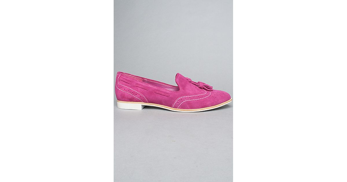 88664a925f5a Lyst - DV by Dolce Vita The Marcela Shoe in Magenta in Pink