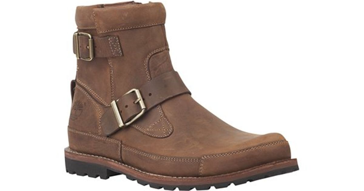 entrega a domicilio absceso lápiz  Timberland Earthkeepers Original Strap and Buckle Boots in Brown for Men -  Lyst