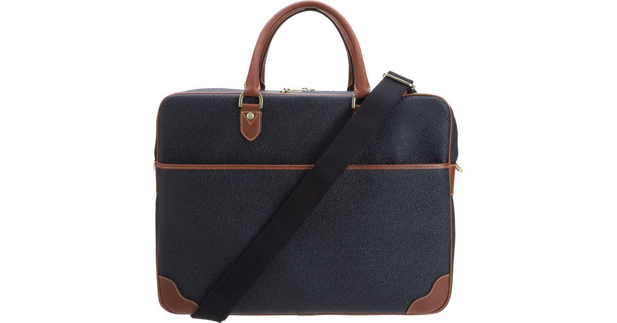 58fb5f38a3 usa mulberry overnight briefcase scotchgrain news 5f747 3197e