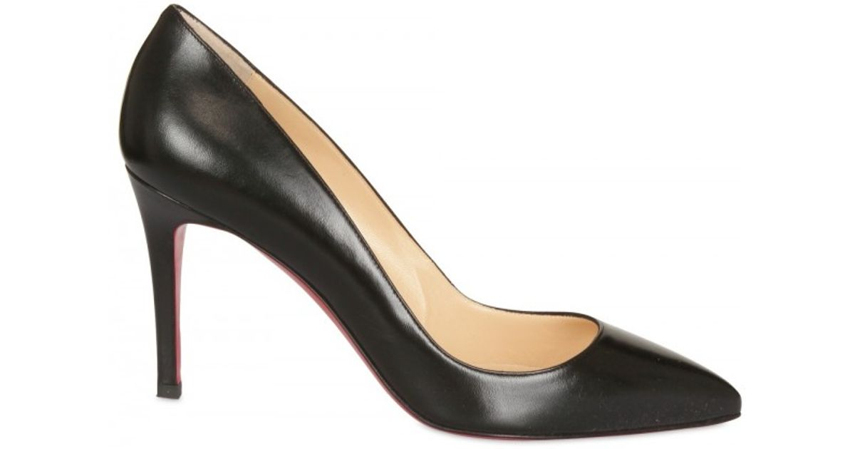 christian louboutin replica heels - Christian louboutin 85mm Pigalle Kid Pointy Pumps in Black | Lyst